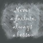 """失敗はあなたの味方〜「できない…」という気持ちをやわらげる""""失敗""""とのつきあい方"""